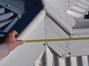 find out price by the calculation for roofing